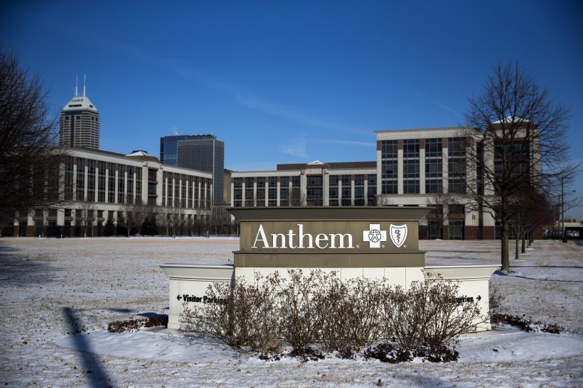 Anthem health insurance building