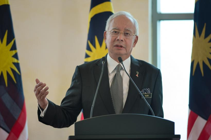 Najib Razak corruption 1MDB scandal Saudi Royal