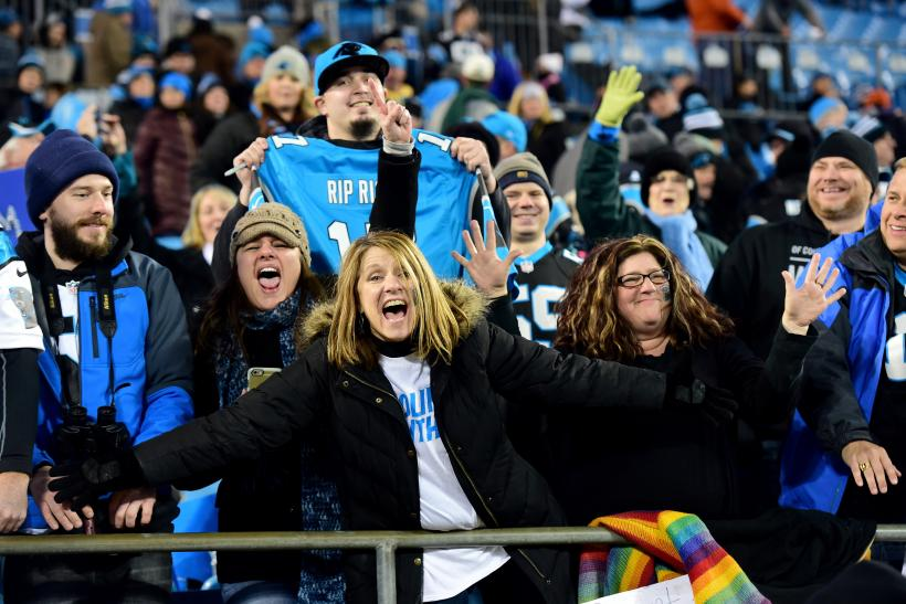 panthers fans