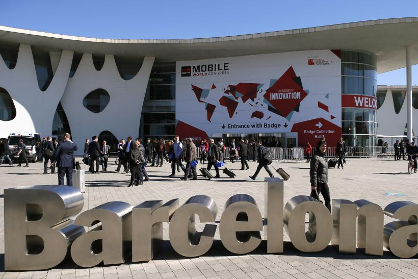 Xiaomi Mi 5 At Mobile World Congress