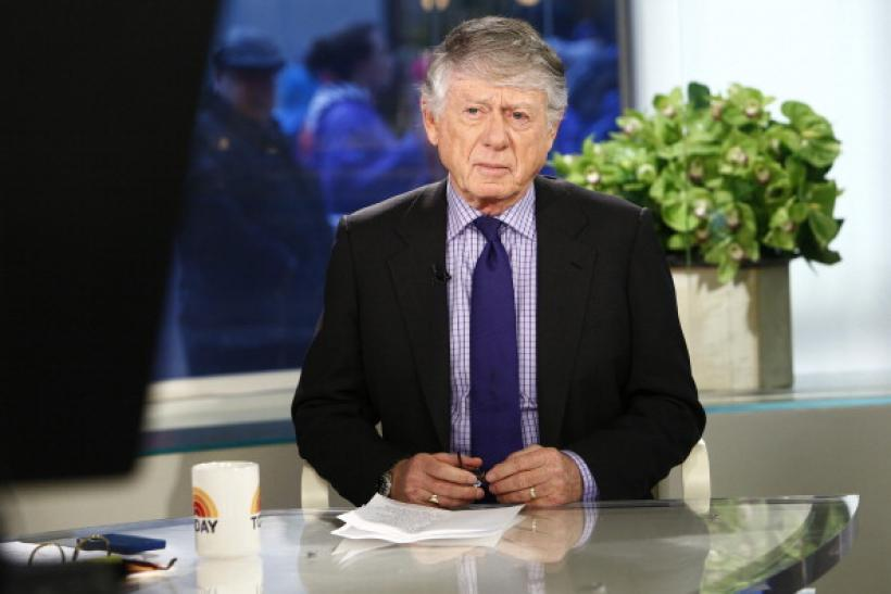 Ted Koppel on cybersecurity