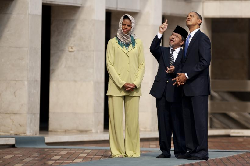 Obama Mosque Indonesia
