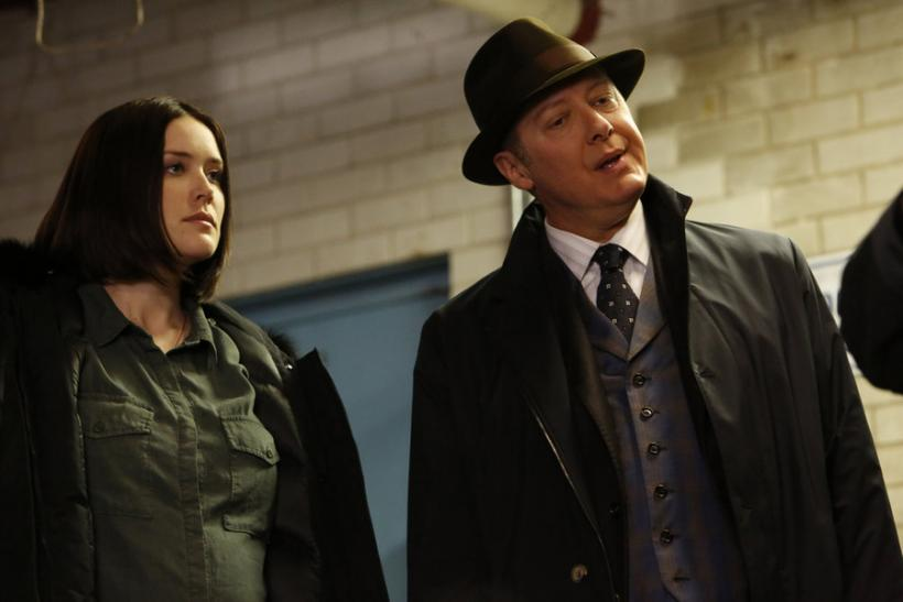 The Blacklist Episode 13