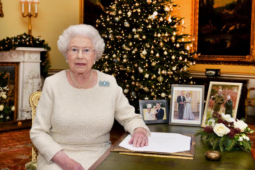 Britain's Queen Elizabeth has two birthdays