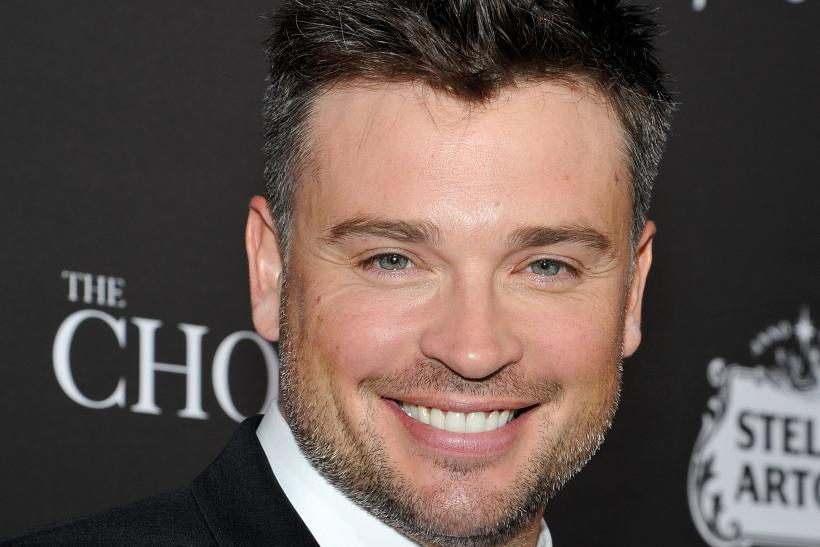 tom welling height - 820×547