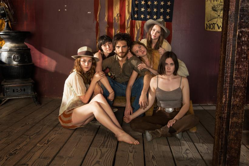 """Manson's Lost Girls"" cast"