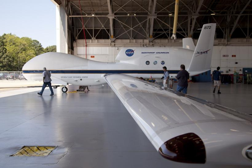 NASA global hawk drone