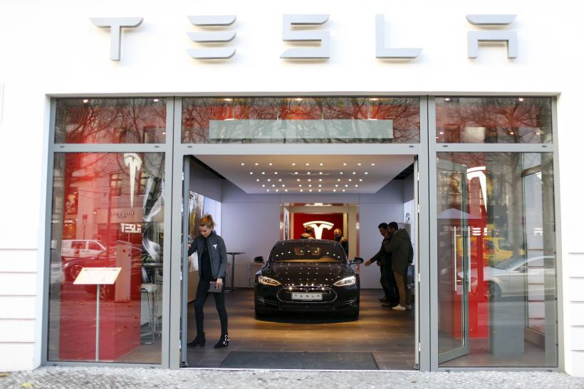Tesla Motors Earnings Report