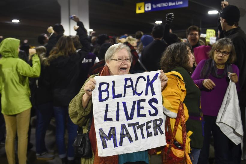black lives matter minnesota