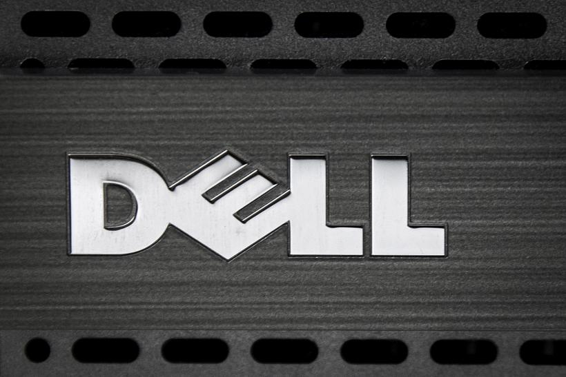 Dell Logo, Oct. 12, 2015