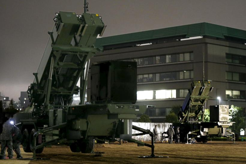 US Deploys Additional Patriot Missiles In South Korea While China