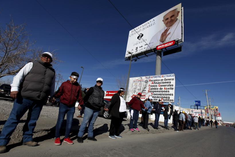 Is Ciudad Juárez Safe? After Years Of Brutal Killings, Pope Francis