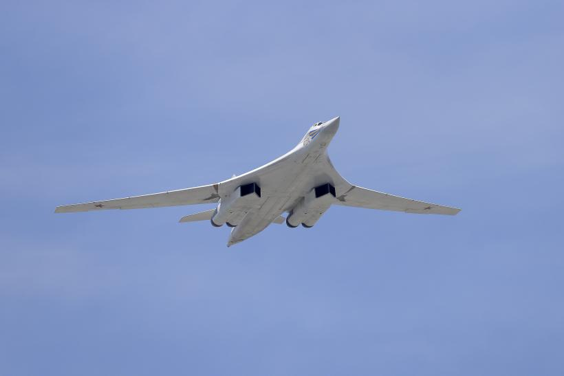 Were Russian Bombers In UK Airspace? 2 Royal Air Force Jets