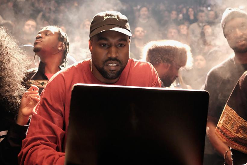 Kanye West's 'Life of Pablo' has been pirated half a million times