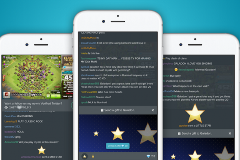 To Lure YouTube Stars, Kamcord Allows Mobile Gamers To Ask For Tips