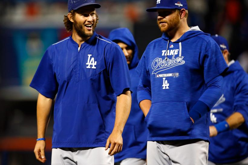 Clayton Kershaw LA Dodgers