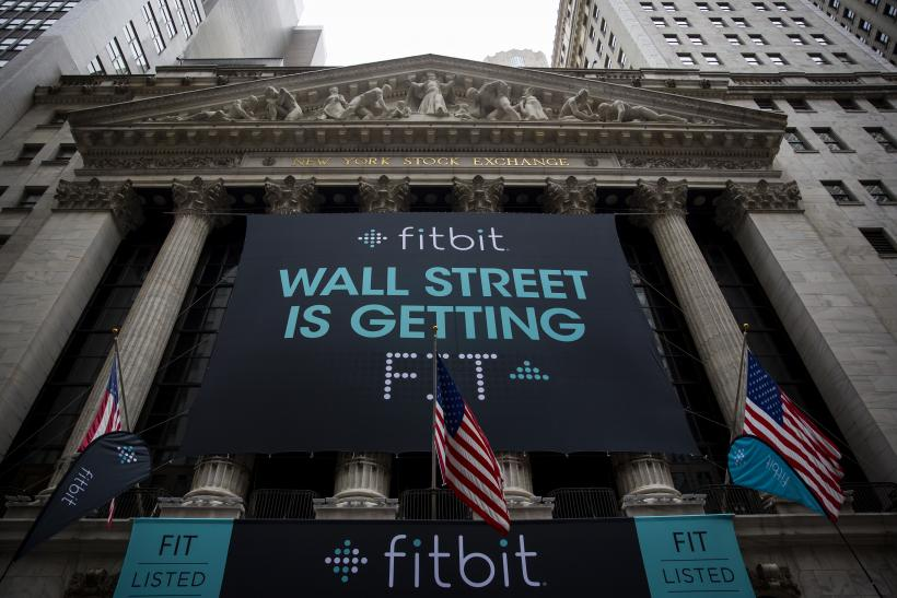Fitbit shares plunge 15% on guidance despite beat