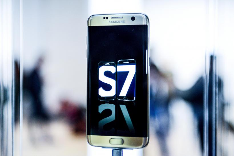 Samsung Galaxy S7 Removing branding