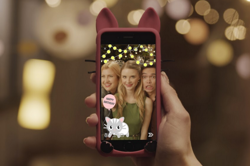 Snapchat finally allows 100% original filters, but there's more than one catch