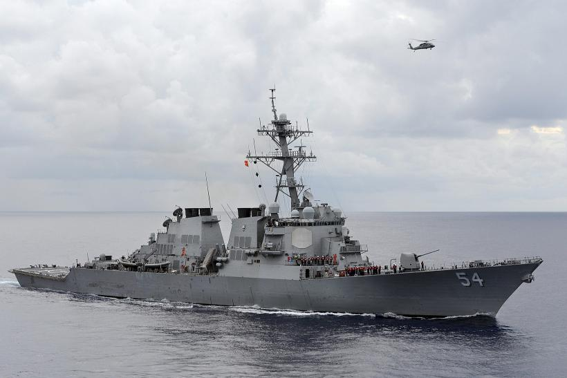 US vessel_South China Sea