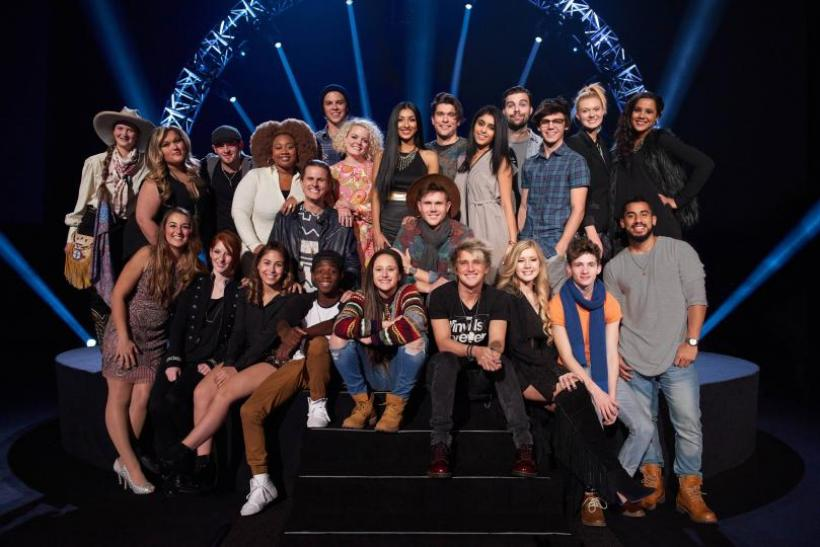 American Idol Season 15 voting