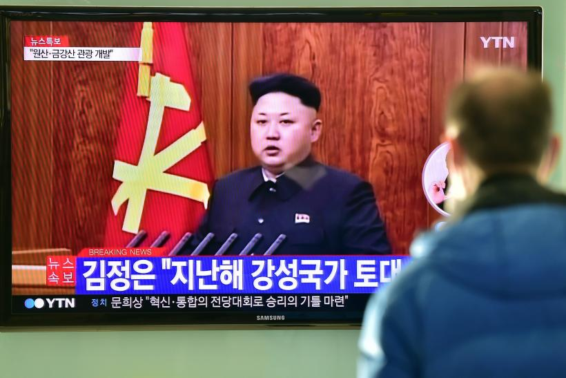 North Korea Kim Jong Un rocket test