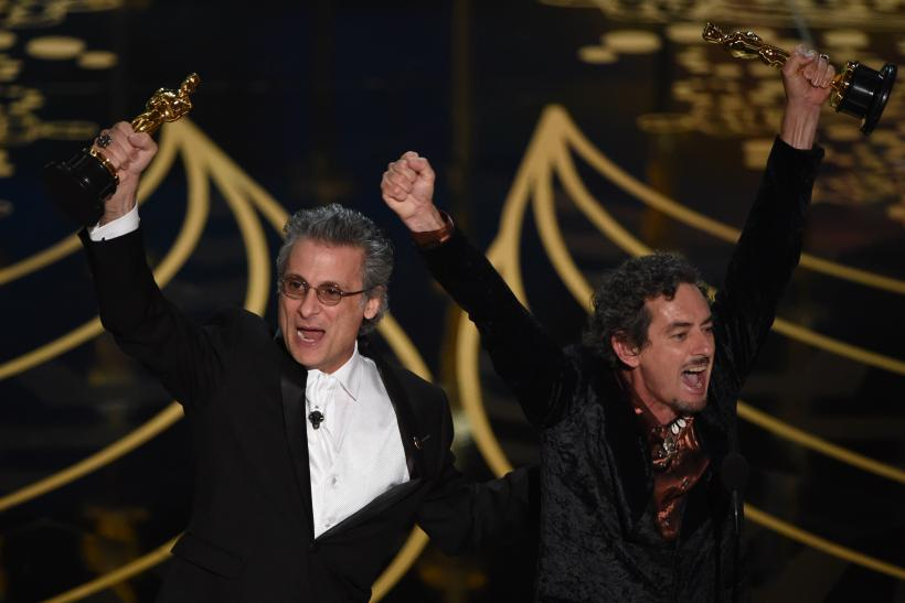 2016 Oscars 'Mad Max: Fury Road'