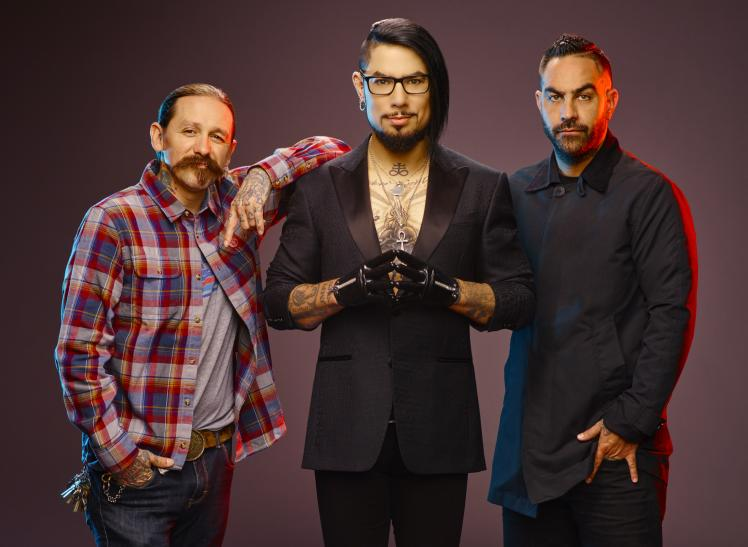 Ink Master' Judge Dave Navarro Teases Season 7 Twist, How ...