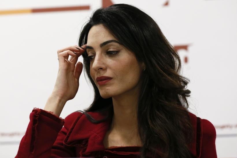 Lawyer Amal Clooney to visit India