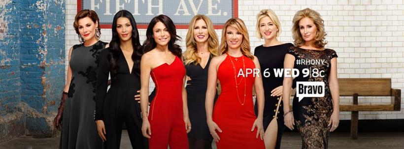 """""""The Real Housewives of New York City"""" Season 8"""