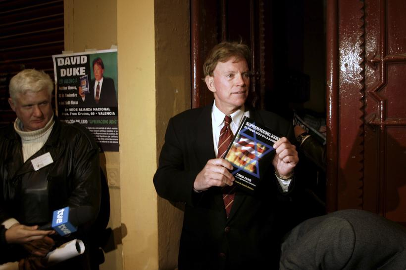 david duke donald trump support
