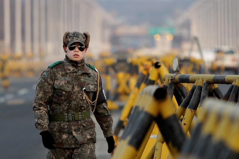 south korea military