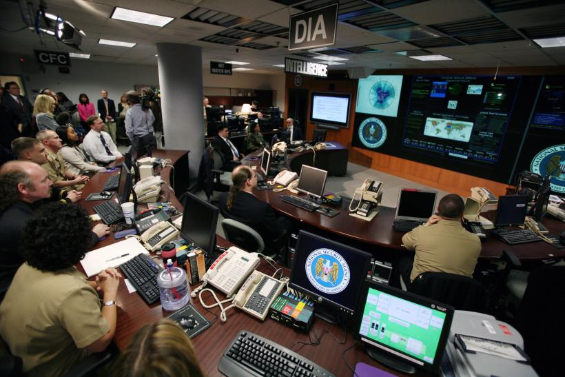 NSA Threat Operations Center at Fort Meade