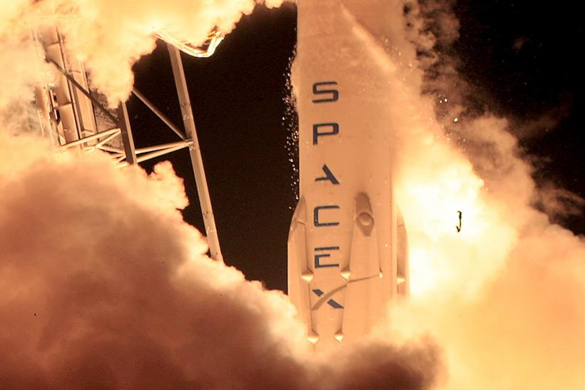 SpaceX Falcon 9, Cape Canaveral, Florida, Dec. 21, 2015
