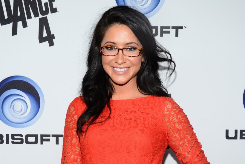 Bristol Palin Sailor Grace photos