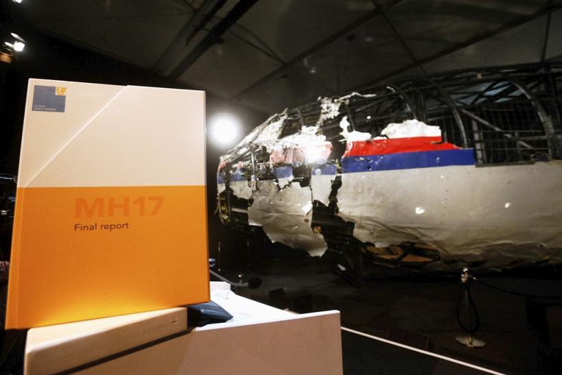 Flight MH17 final report