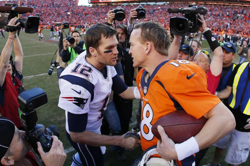 Peyton manning is the best ! why?