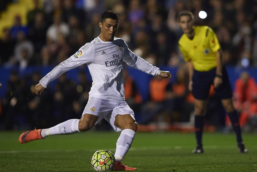 Cristiano Ronaldo Real Madrid 2016