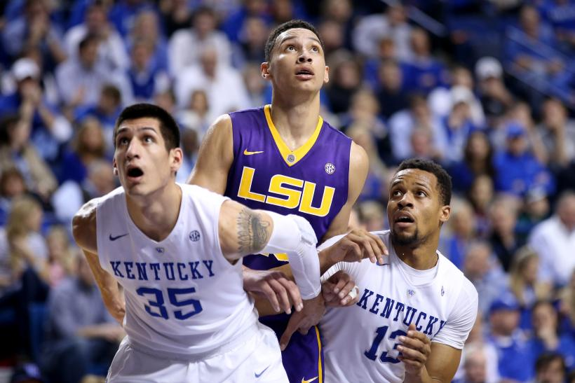 Ben Simmons LSU Kentucky