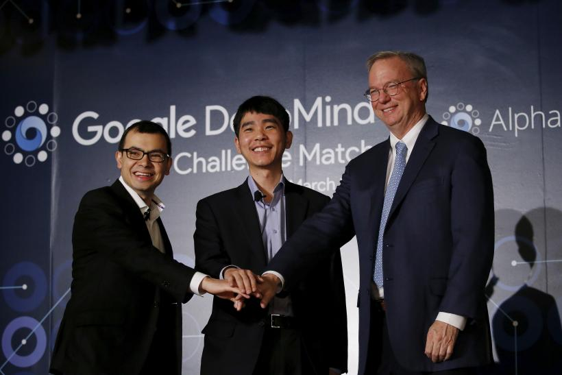 Deepmind AlphaGo Beats Go Champion Lee Sedol