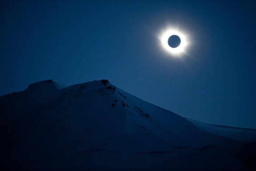 Total Solar Eclipse Live Stream: Watch The Astronomical Event Here