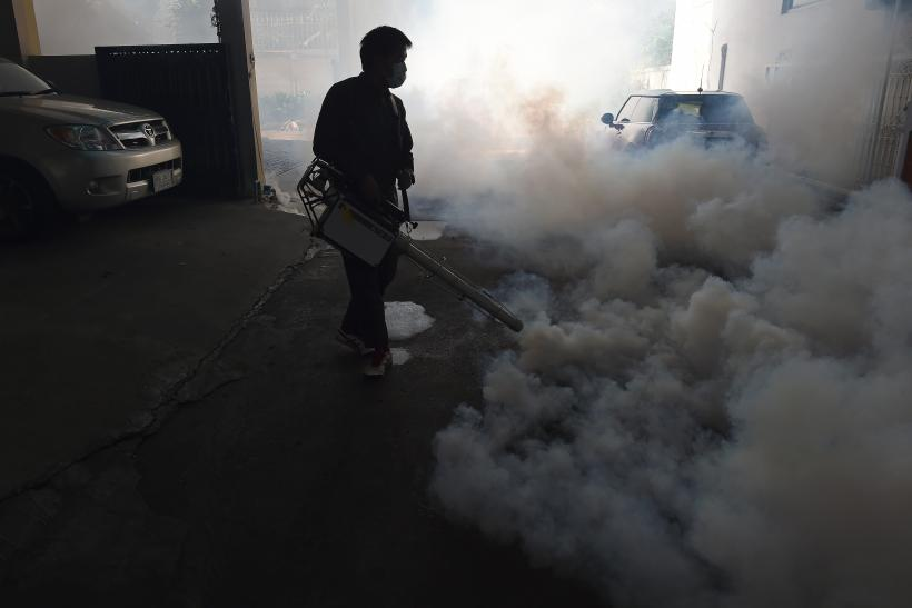 Zika virus Taiwan China spread latest WHO