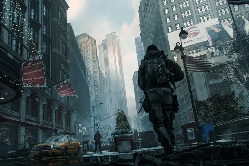 The Division Easter Eggs