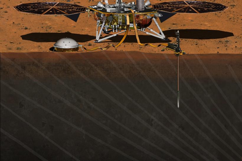 NASA InSight Lander1