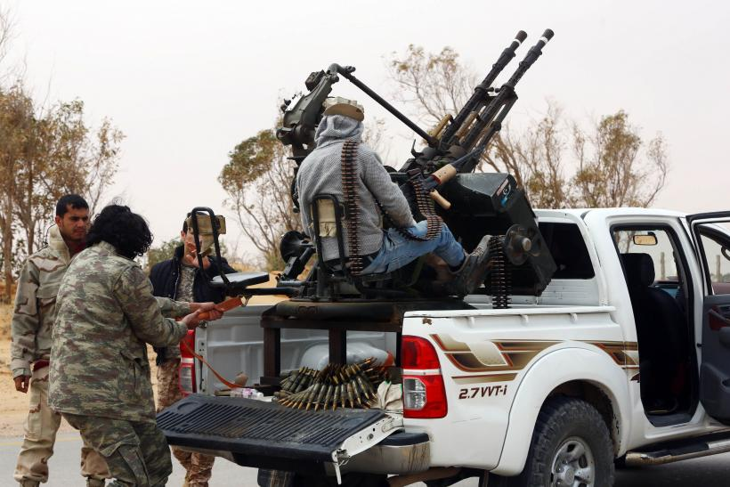 ISIS Libya UN report foreign fighters