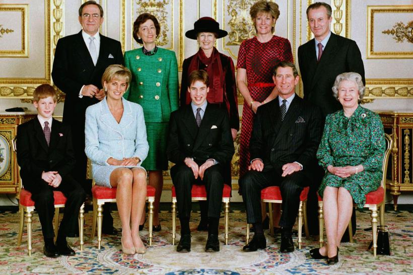 Members of the British Royal Family