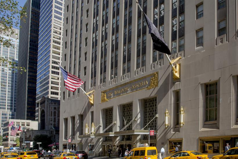 Anbang's Starwood, Strategic Hotel Deals: Why The Chinese