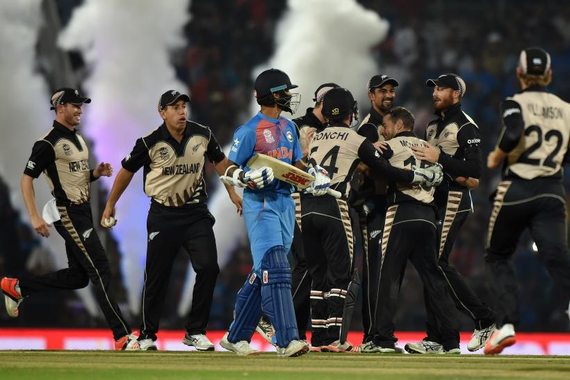 New Zealand, India cricket