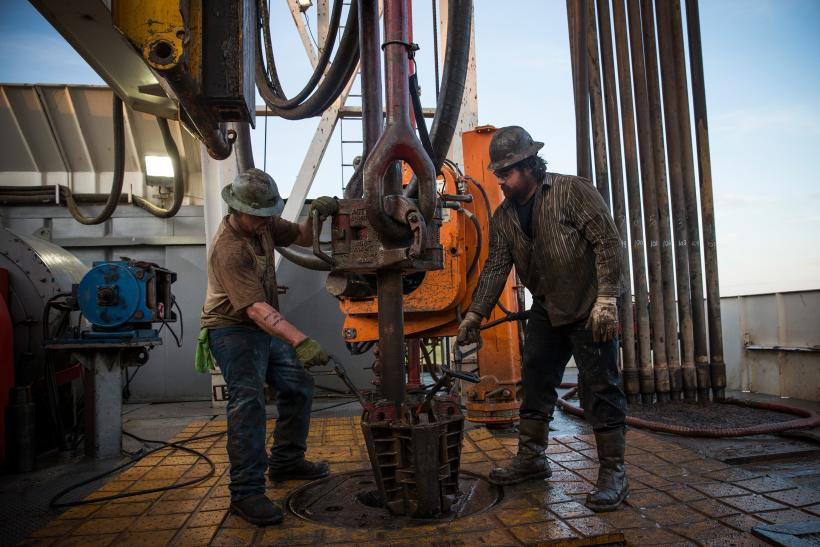 Shale Workers