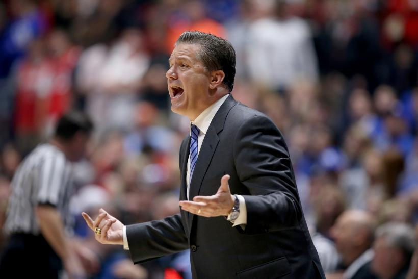 John Calipari Kentucky